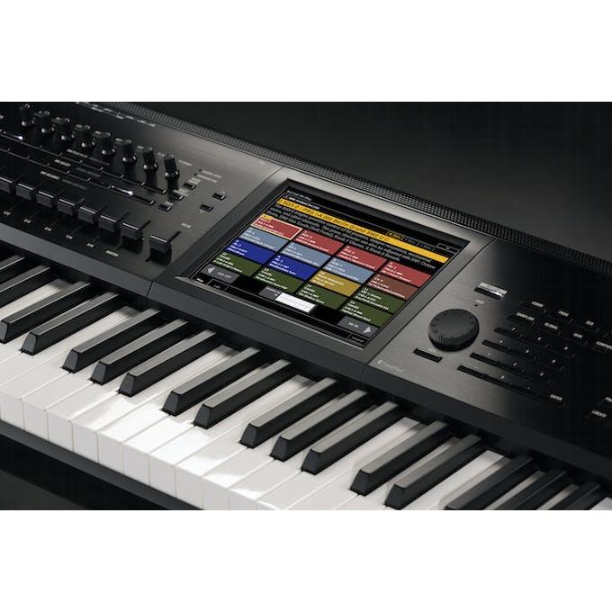 Korg Kronos 2 88 Key Synthesizer & Workstation - Andertons Music Co