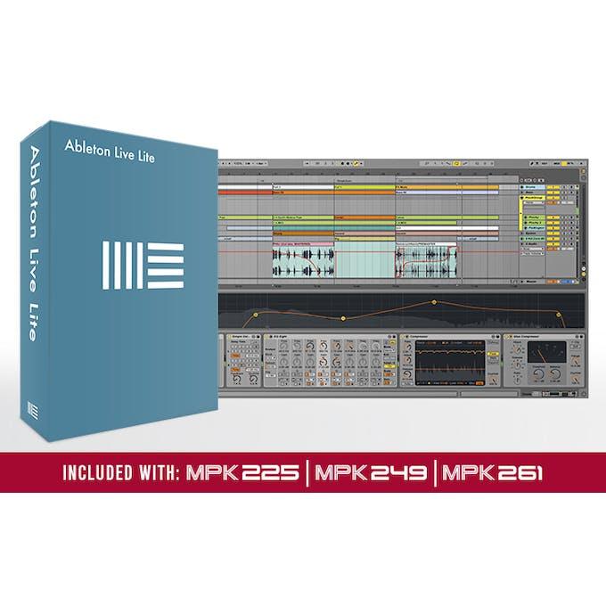 Akai MPK261 61 Key USB/ MIDI Controller with MPC pads - Andertons