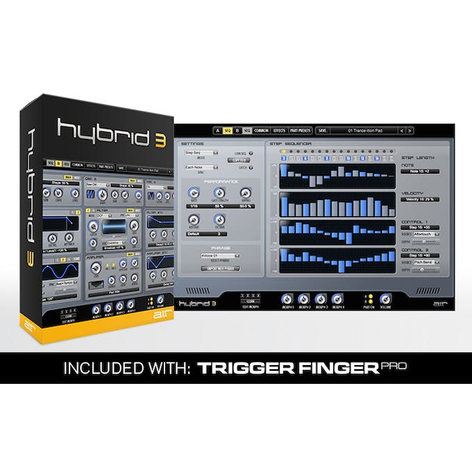 M-Audio Trigger Finger Pro USB Controller - Andertons Music Co