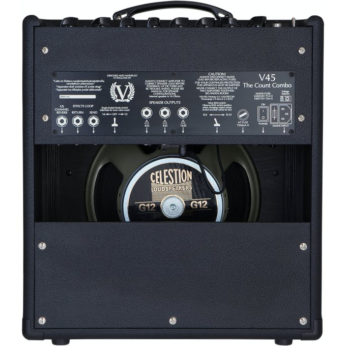 Victory V45C The Count Guitar Amp Combo