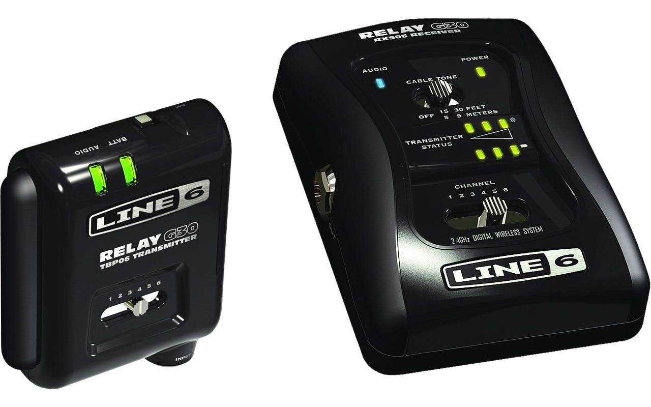 Guitar Wireless Systems - Andertons Music Co
