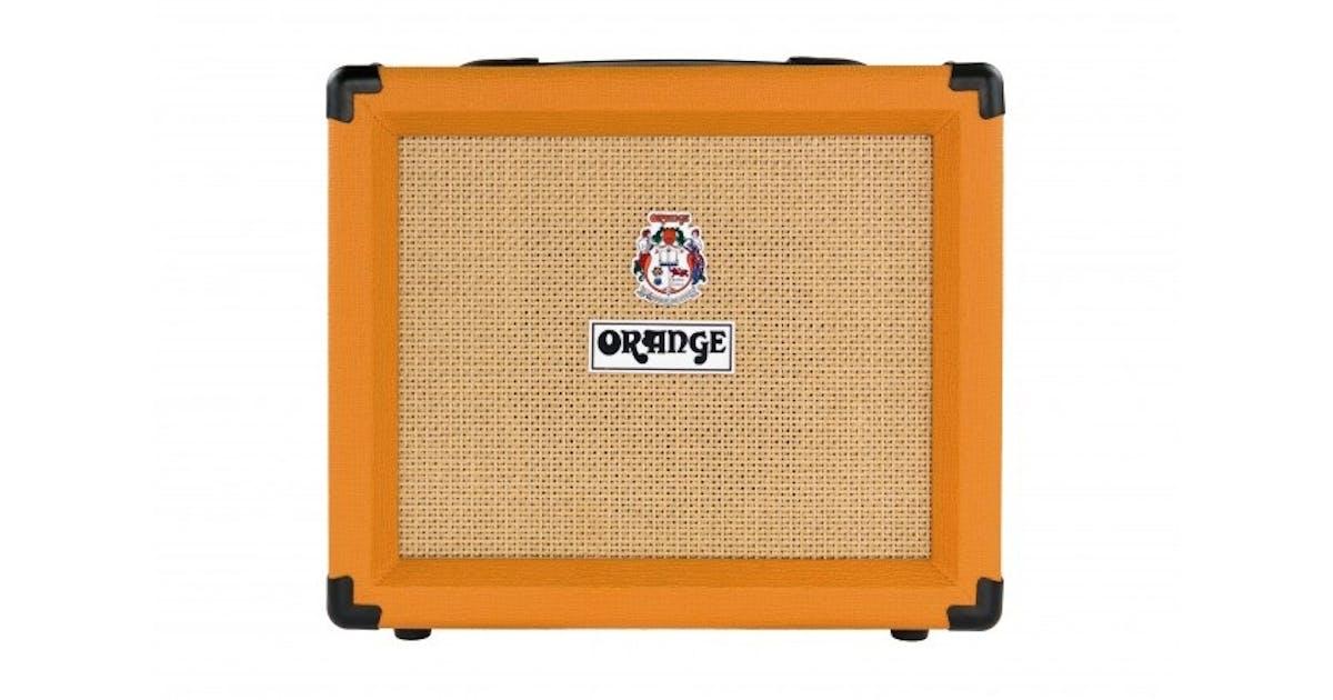 Orange Crush 20RT Guitar Amplifier Combo - Andertons Music Co
