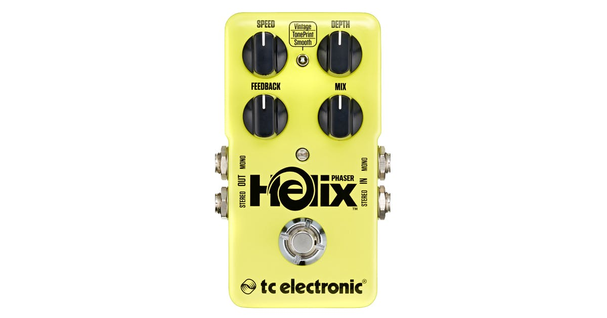 TC Electronic Helix Phaser - Andertons Music Co