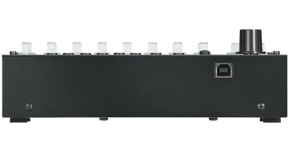 korg sq 1 analogue step sequencer andertons music co. Black Bedroom Furniture Sets. Home Design Ideas