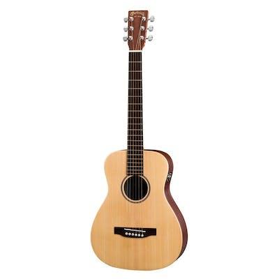 Martin LX1E Mini Guitar inc Gig Bag - Left Handed