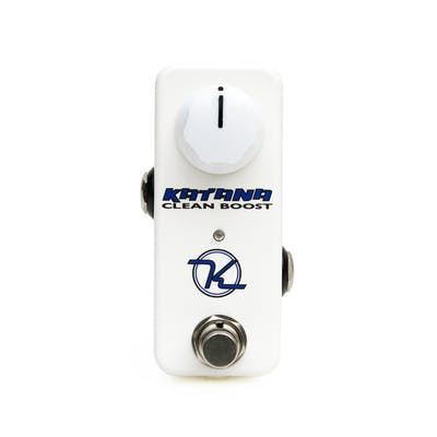 Keeley Mini Katana Boost Pedal
