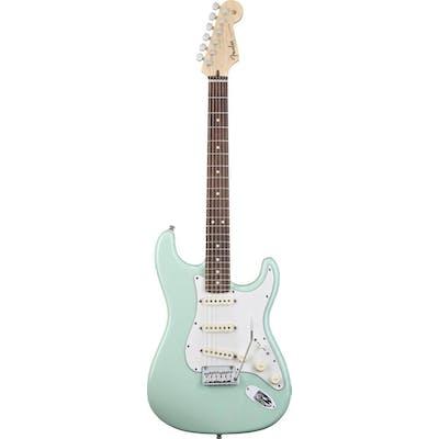 Fender Custom Shop Jeff Beck Stratocaster Artist Surf Green