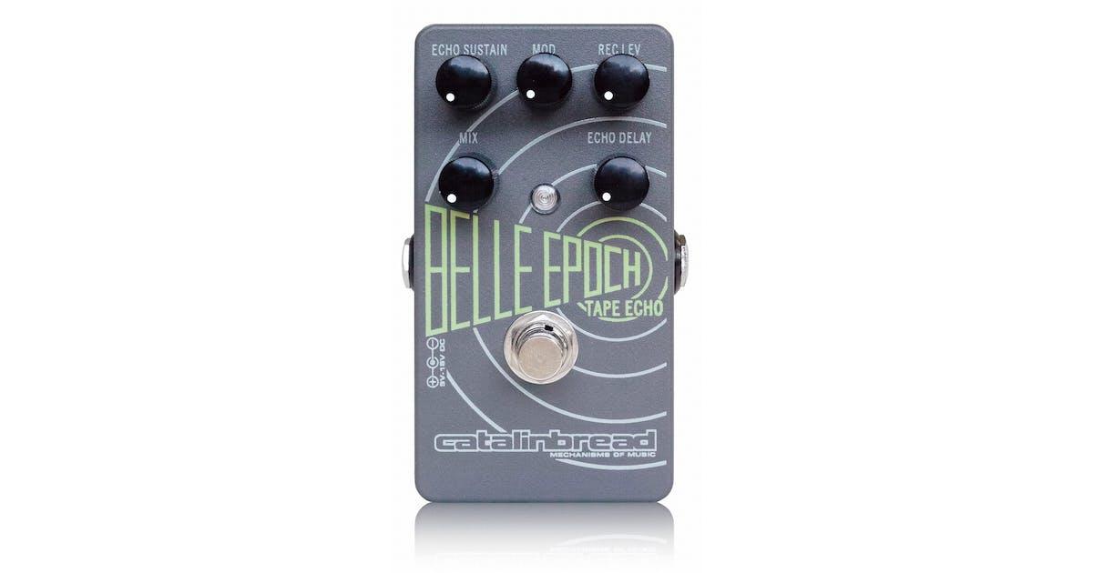 Belle Epoch Pedal : catalinbread belle epoch ep3 tape echo emulation pedal andertons music co ~ Russianpoet.info Haus und Dekorationen