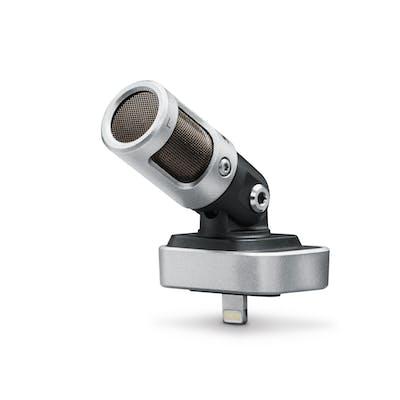 Shure Motiv MV88 iOS Lightning Digital Stereo Condenser Mic
