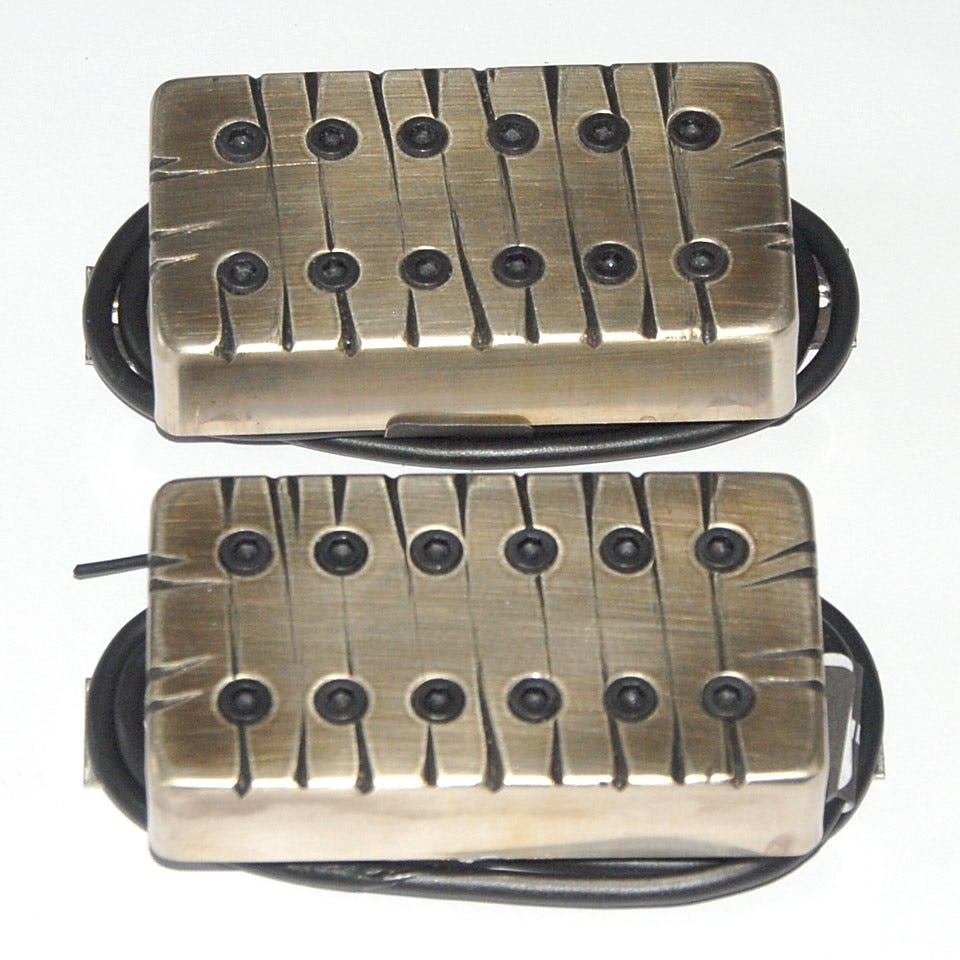 Guitar Pickups Your Ultimate Guide From Andertons Music Co Wiring Diagram Humbucker Single Coil Volume In Addition 3 Bare Knuckle 6 String Juggernaut Tyger Covers