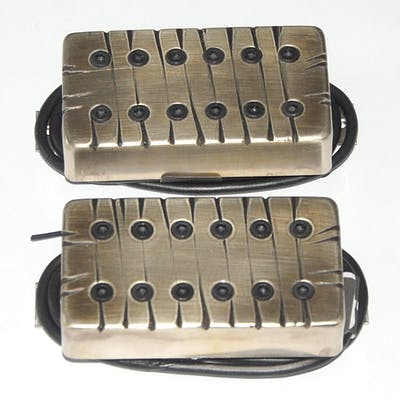 Bare Knuckle 6 String Juggernaut Humbucker - Tyger Covers