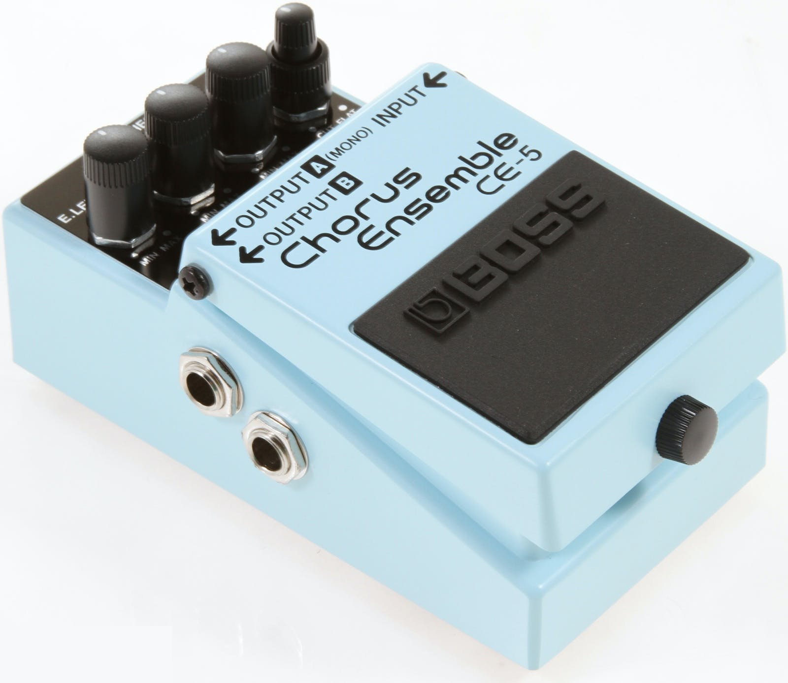 Boss Ce 5 Chorus Ensemble Pedal Andertons Music Co A Frequency Doubler Effect For Electric Guitar