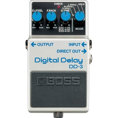 Boss DD-3 Digital Delay Compact Pedal