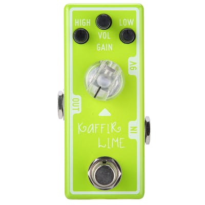 Tone City Kaffir Lime Overdrive Pedal