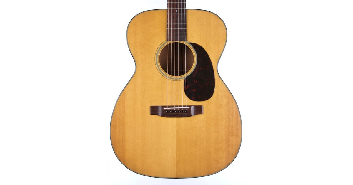 Martin 000-18 Acoustic Guitar - Andertons Music Co