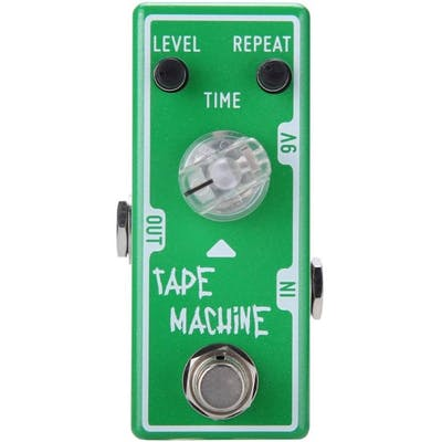 Tone City Tape Machine Delay Pedal