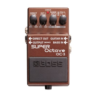 Boss OC-3 Super Octave Compact Pedal