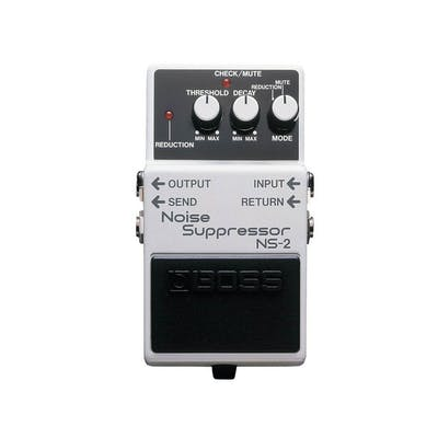Boss NS-2 Noise Suppressor Compact Pedal
