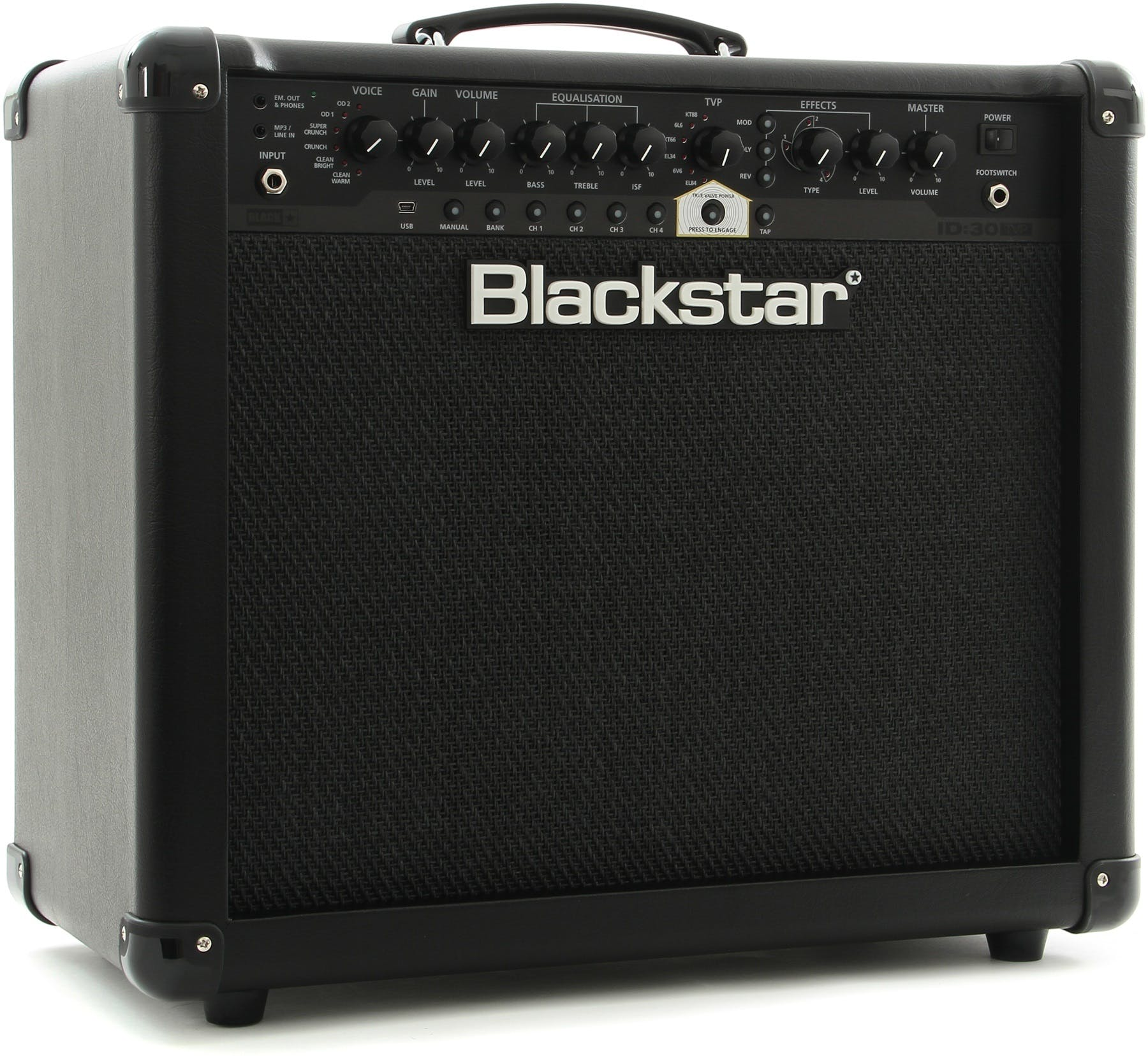blackstar id 30tvp true valve power 30w bo and andertons