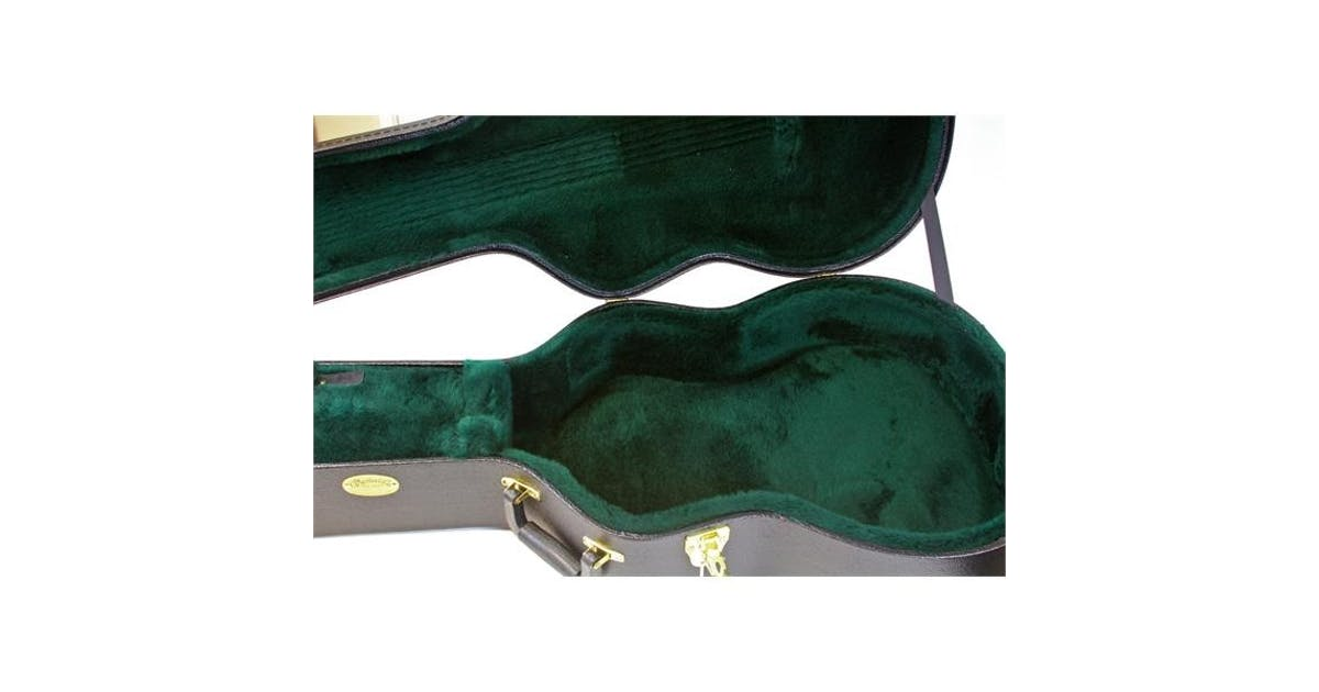 martin hard case to fit 000 grand auditorium size guitars andertons music co. Black Bedroom Furniture Sets. Home Design Ideas