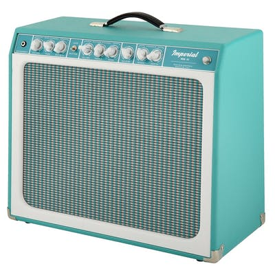 Tone King Imperial Mk2 20w 1x12 Combo in Turquoise