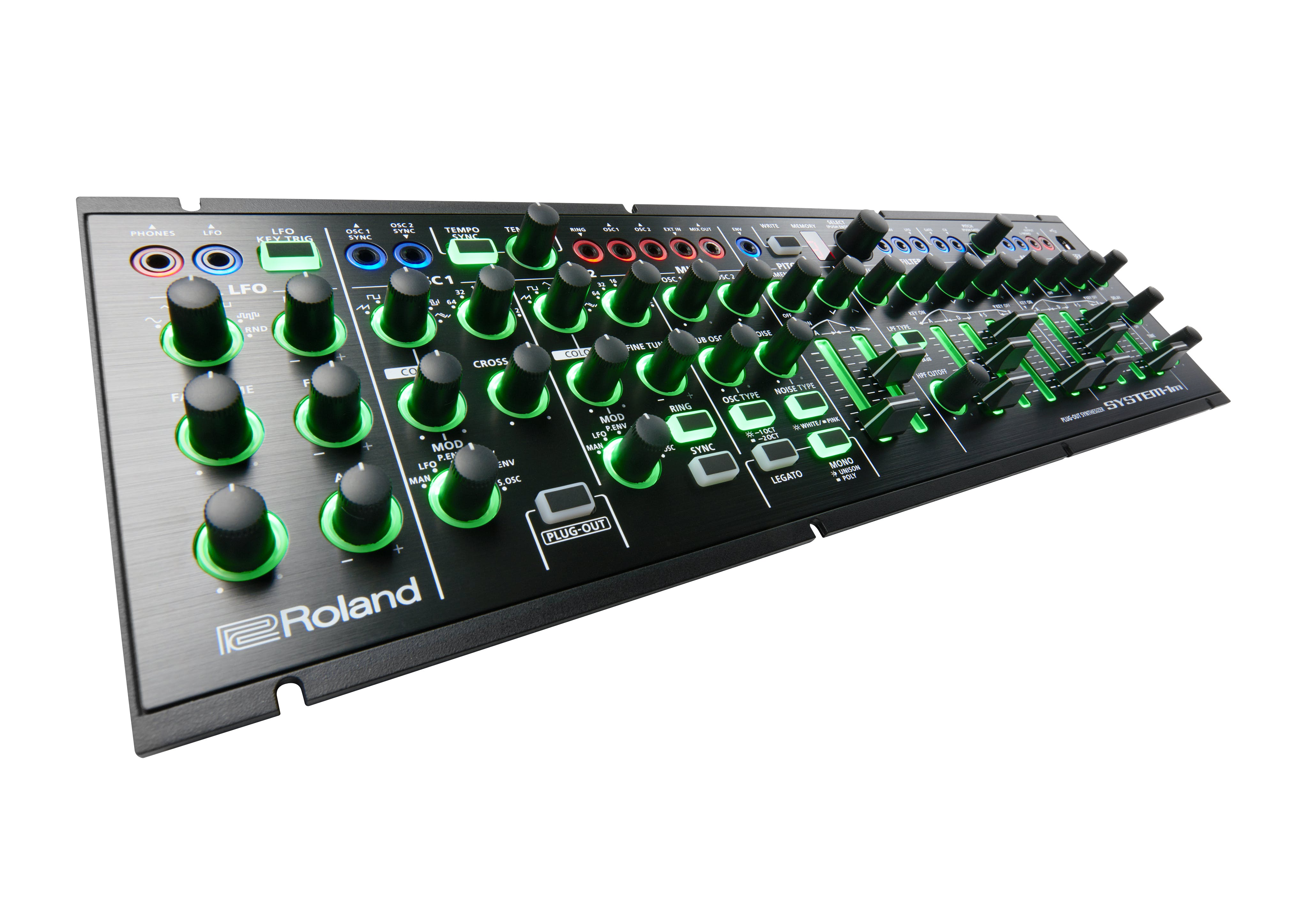 roland aira modular system 1m synth module andertons music co
