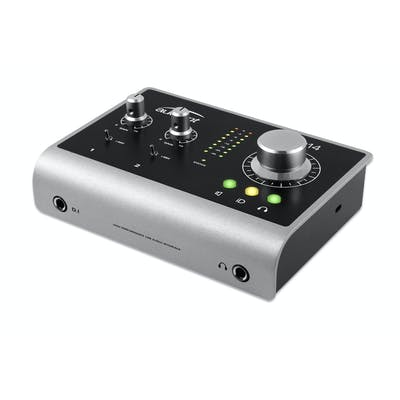 Audient ID14 USB Interface w/ Scroll Control