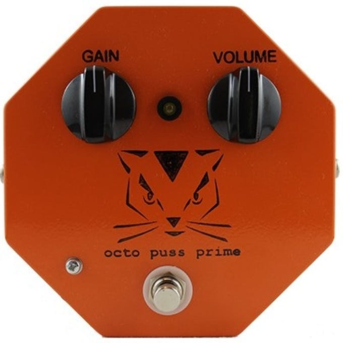 Bigfoot Engineering Octo Puss Prime Octave Fuzz Pedal - Andertons Music Co