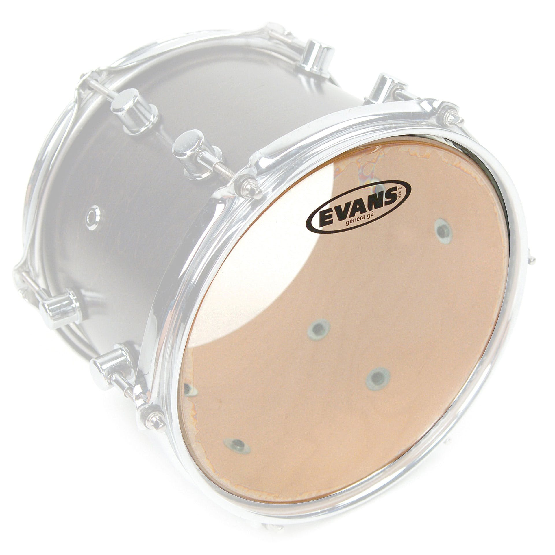 """Quality product from a leading manufacturer. Evans TT 16/"""" G1 Tom Drum Head"""
