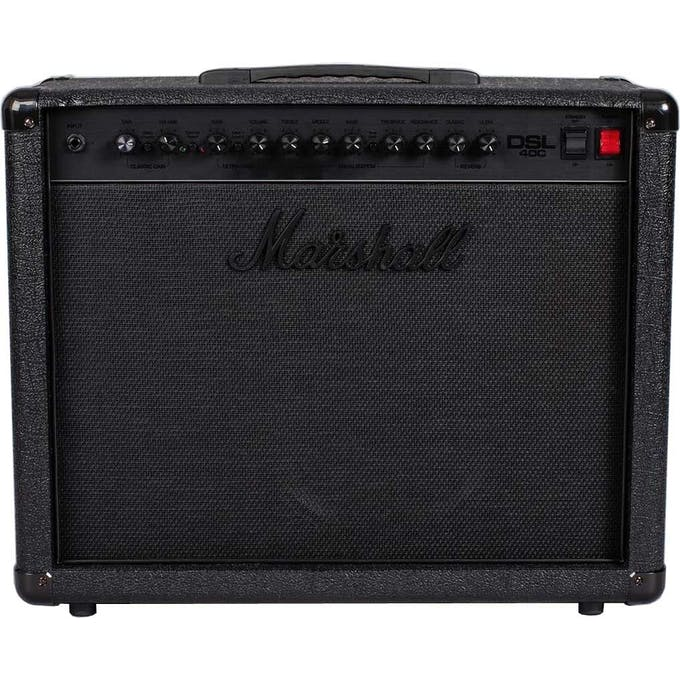 Limited Edition Marshall DSL40CB Black Combo - Andertons Music Co