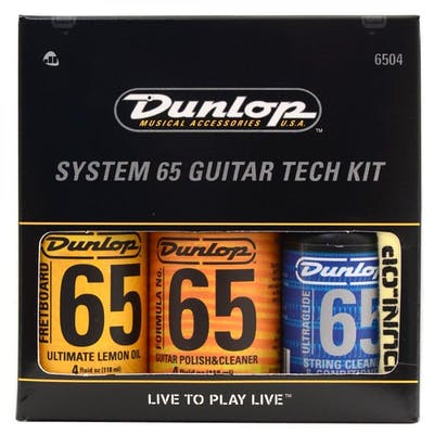 Jim Dunlop Guitar Tech Kit