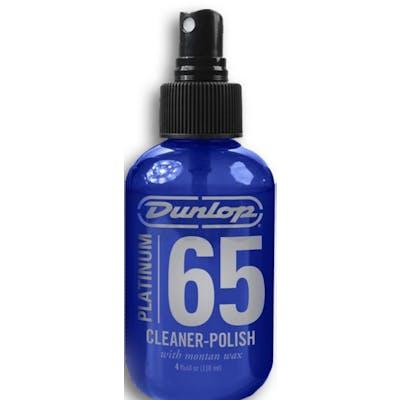 Jim Dunlop Platinum 65 Cleaner-Polish 4 oz