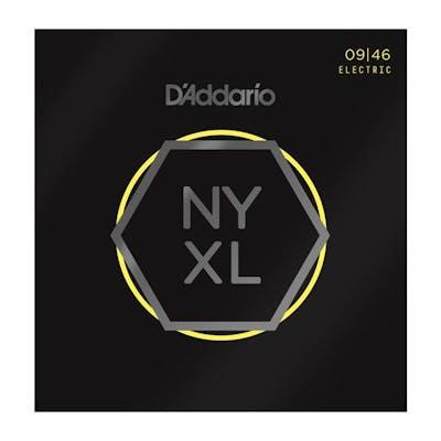 D'Addario NYXL0946 9-46 Nickel Wound Electric Guitar Strings