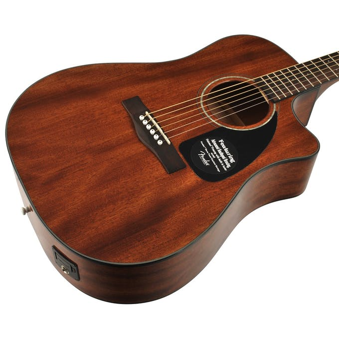 Fender CD-60CE Mahogany Electro Acoustic Guitar - Andertons