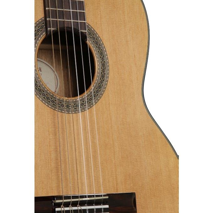Fender Cn140s Nylon Classical Guitar In Natural Andertons Music Co