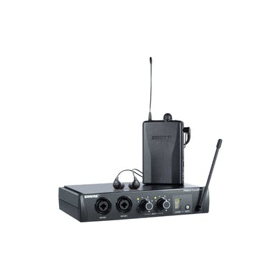 Shure PSM200 Personal In-Ear Monitoring System - Channel 38