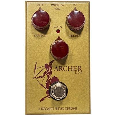 JRAD Archer Ikon Overdrive Pedal