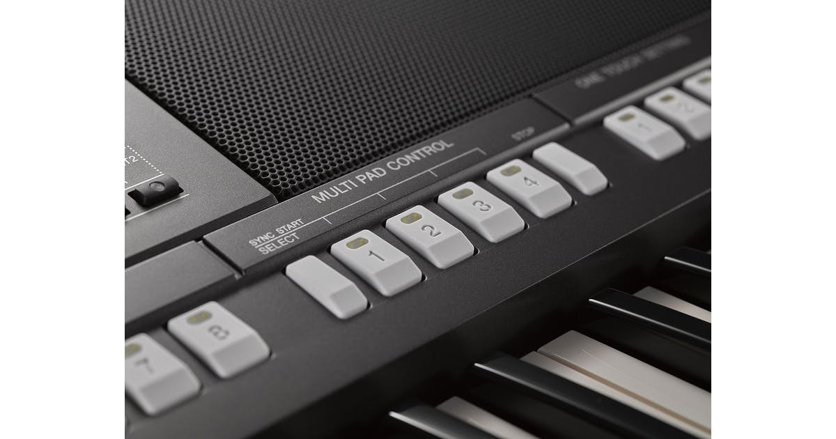 yamaha psr s770 keyboard arranger workstation andertons. Black Bedroom Furniture Sets. Home Design Ideas