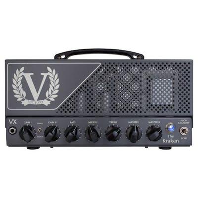 Victory VX The Kraken EL34 Loaded 50w Valve Head