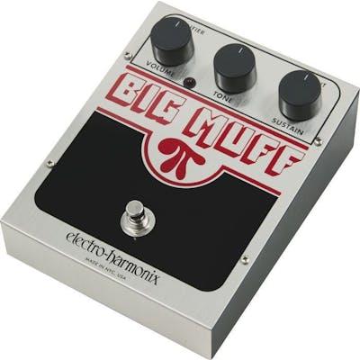 Electro Harmonix Big Muff PI Fuzz Pedal USA Design