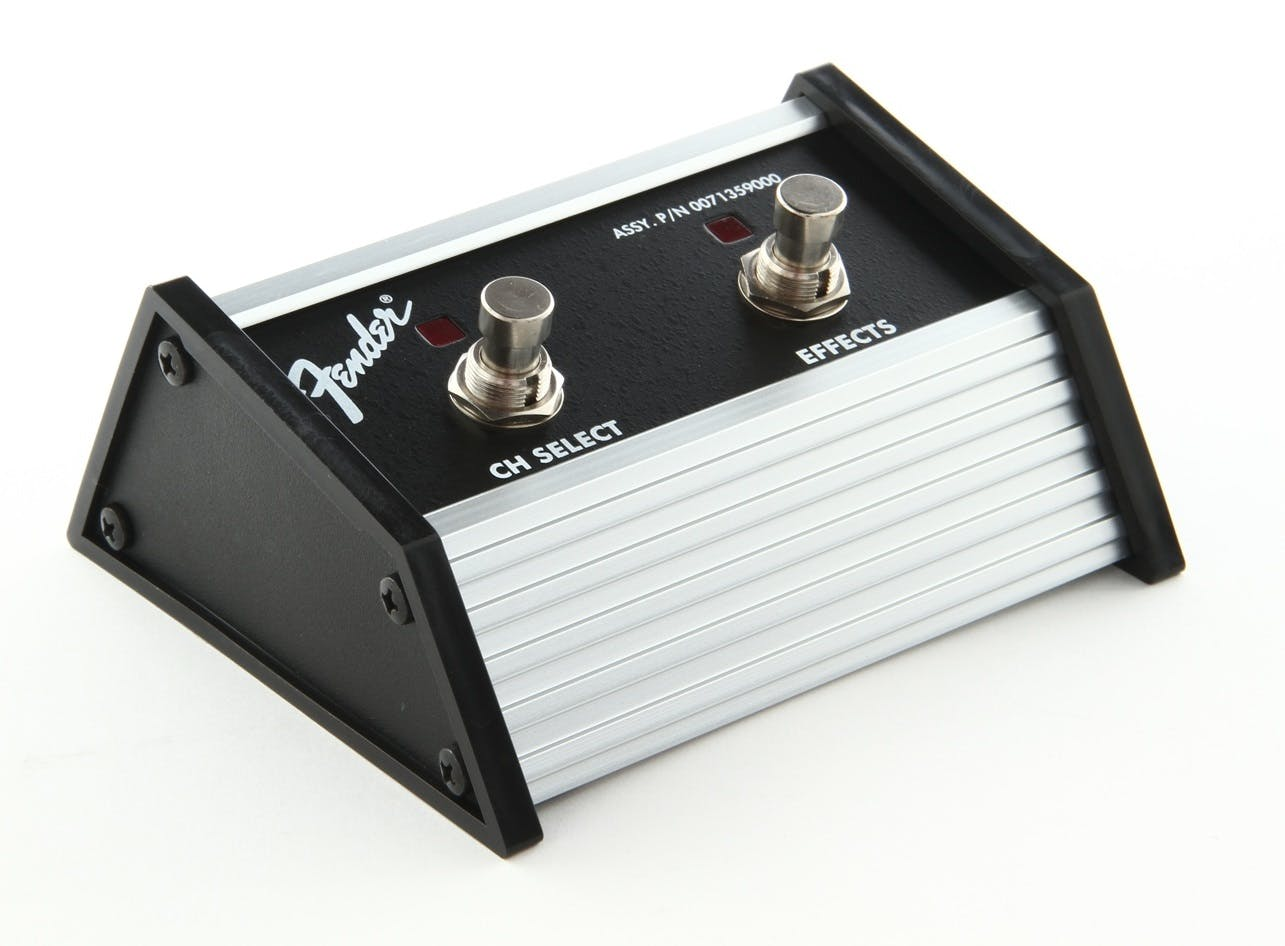 Fender Footswitch For Super Champ XD Amp - Andertons Music Co