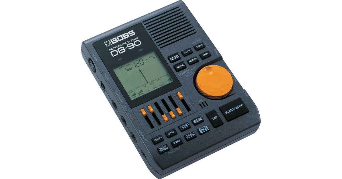 roland db90 dr beat metronome andertons music co. Black Bedroom Furniture Sets. Home Design Ideas