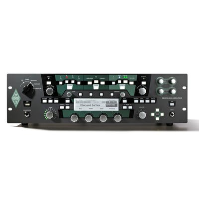 Kemper Rack Mount Profiler plus Remote Footswitch Set