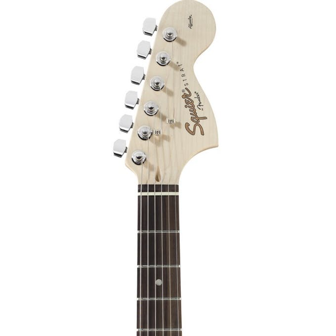 Squier Affinity Stratocaster Electric Guitar in Shell Pink