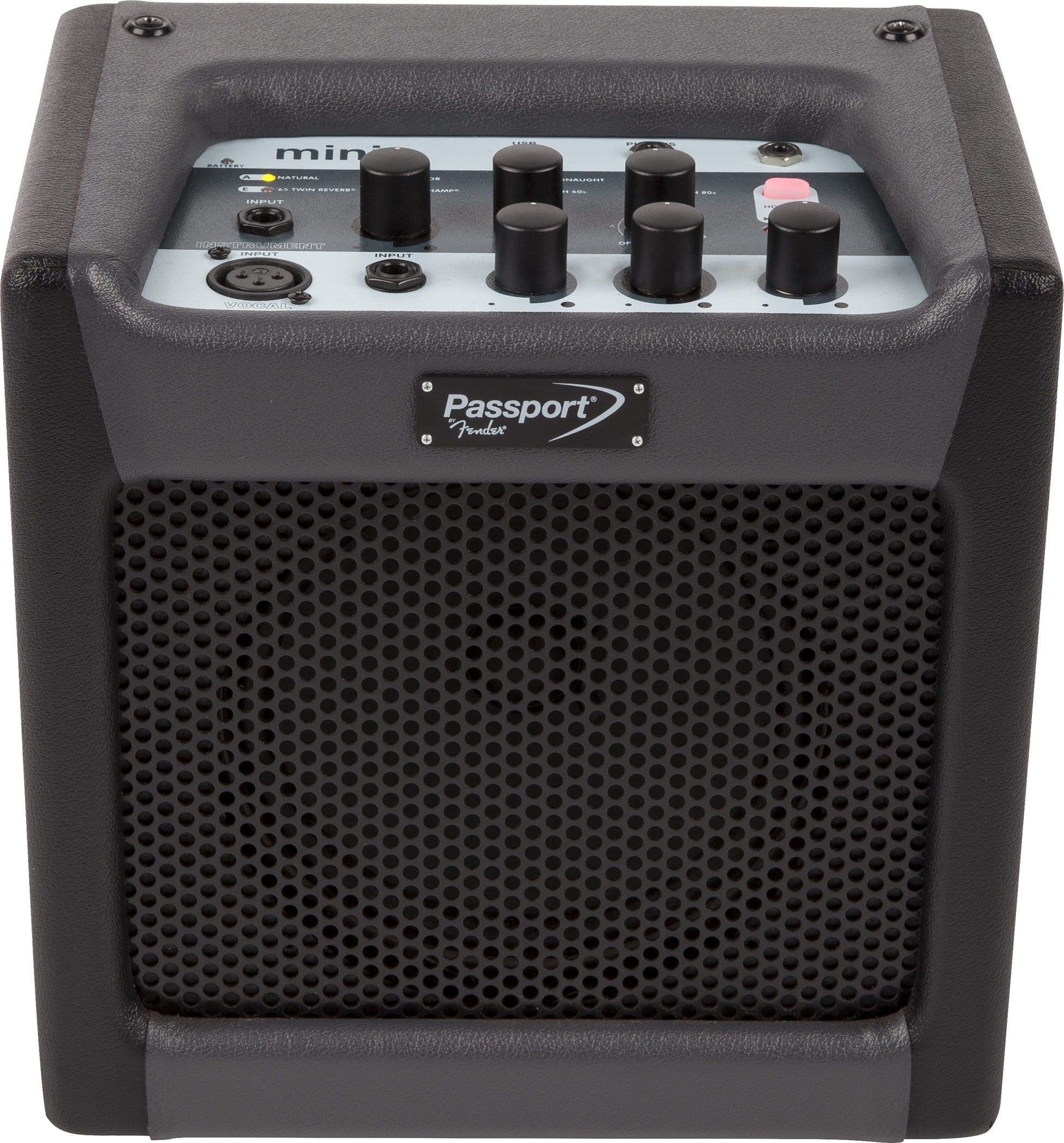 Fender Passport Mini Portable Pa Combo Andertons Music Co 9v Regulated Power Supply Schematic