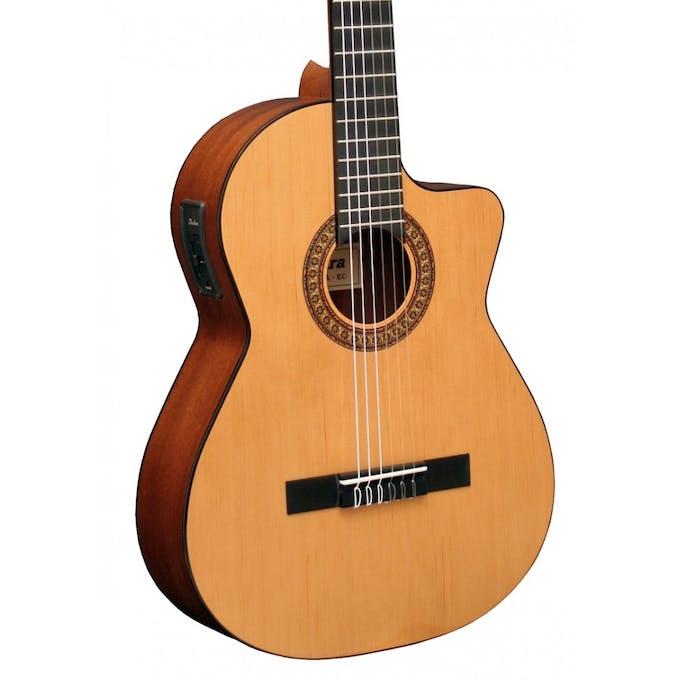 Admira Espana Electro Cutaway full size Classical Guitar - Andertons ... bd89c6d0d