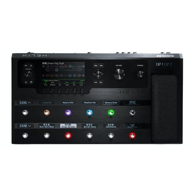 Line 6 Helix Floor Amp & FX Modelling Unit