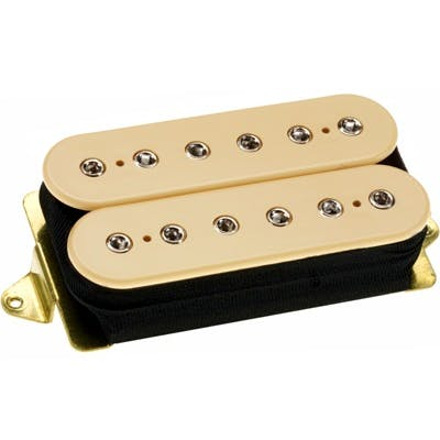 DiMarzio DP100 Super Distortion Humbucker Pickup in Cream - F Spacing