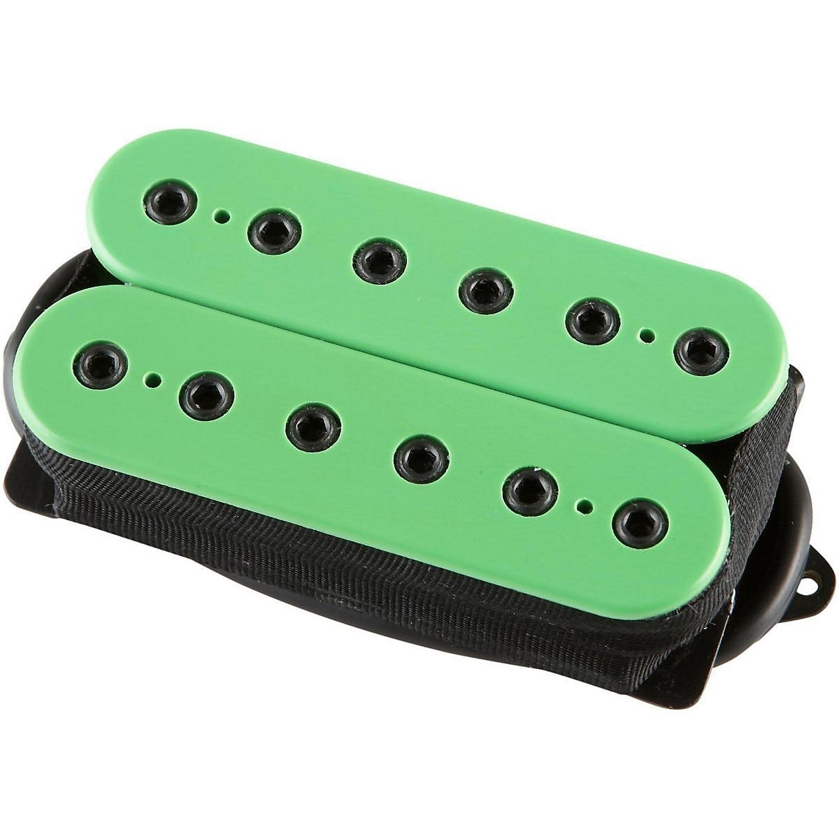 Guitar Pickups Your Ultimate Guide From Andertons Music Co Fender N3 Pick Up Telecaster Wiring Diagram Dimarzio Evolution Bridge F Spaced Pickup In Green