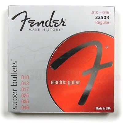 Fender Super Bullet 10 - 46 Guitar Strings